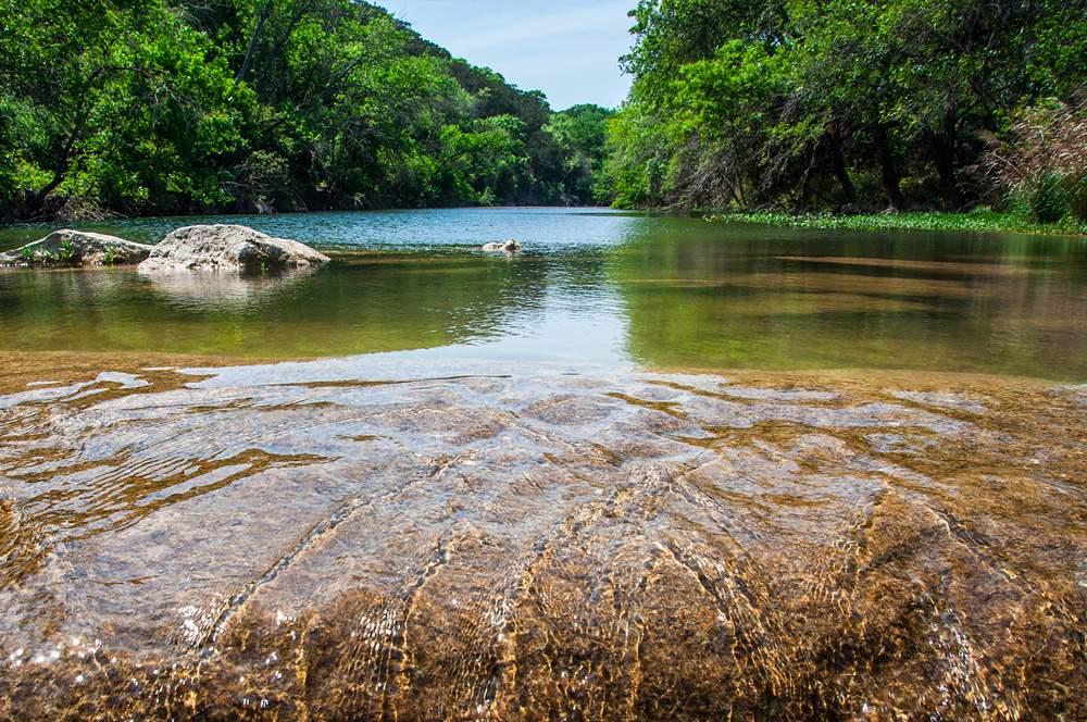 Austin Texas Greenbelt